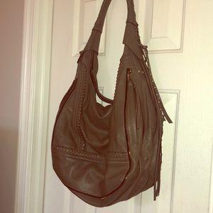 OrYANY Olive Leather Handbag - Like New